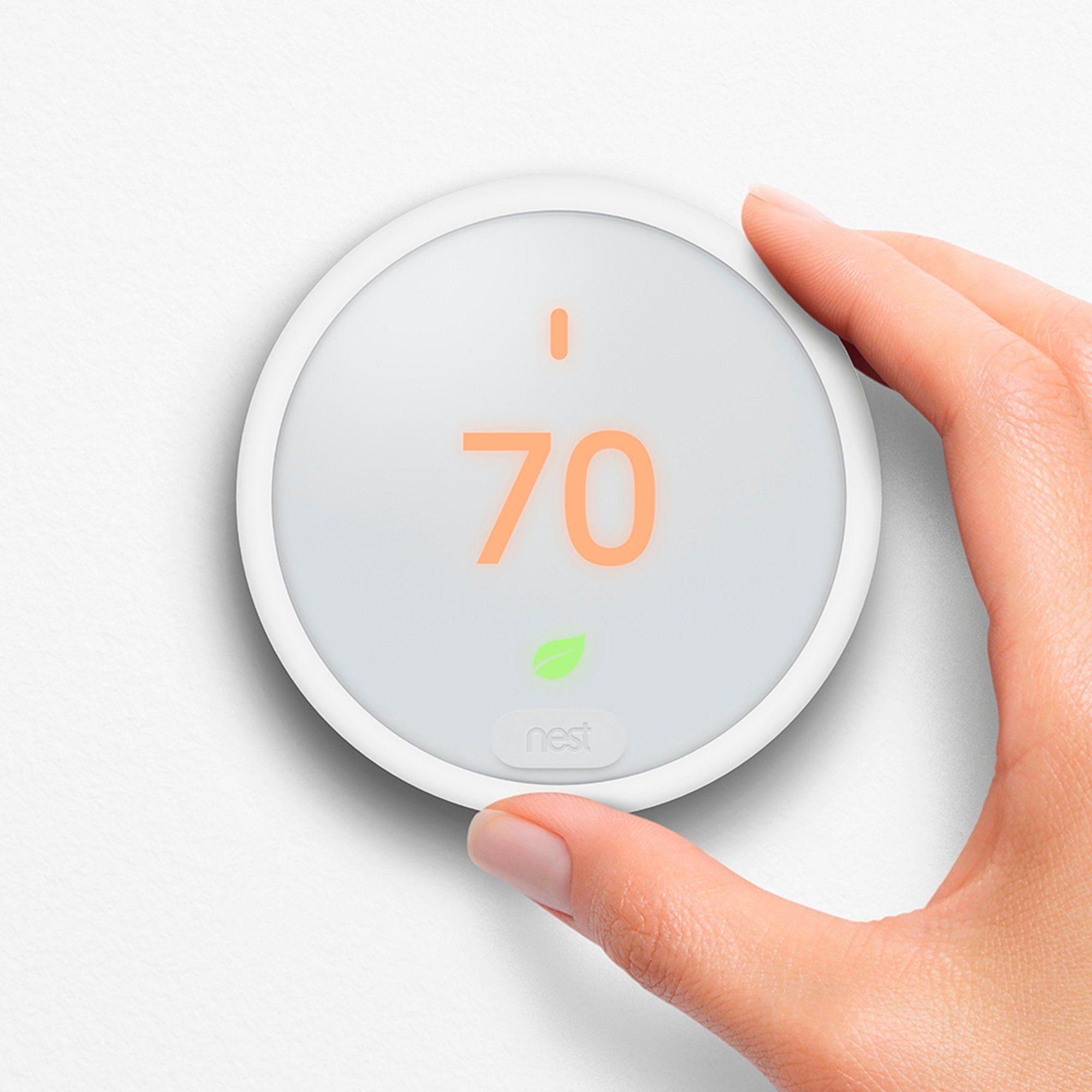 Google Nest Thermostat E Google nest thermostat
