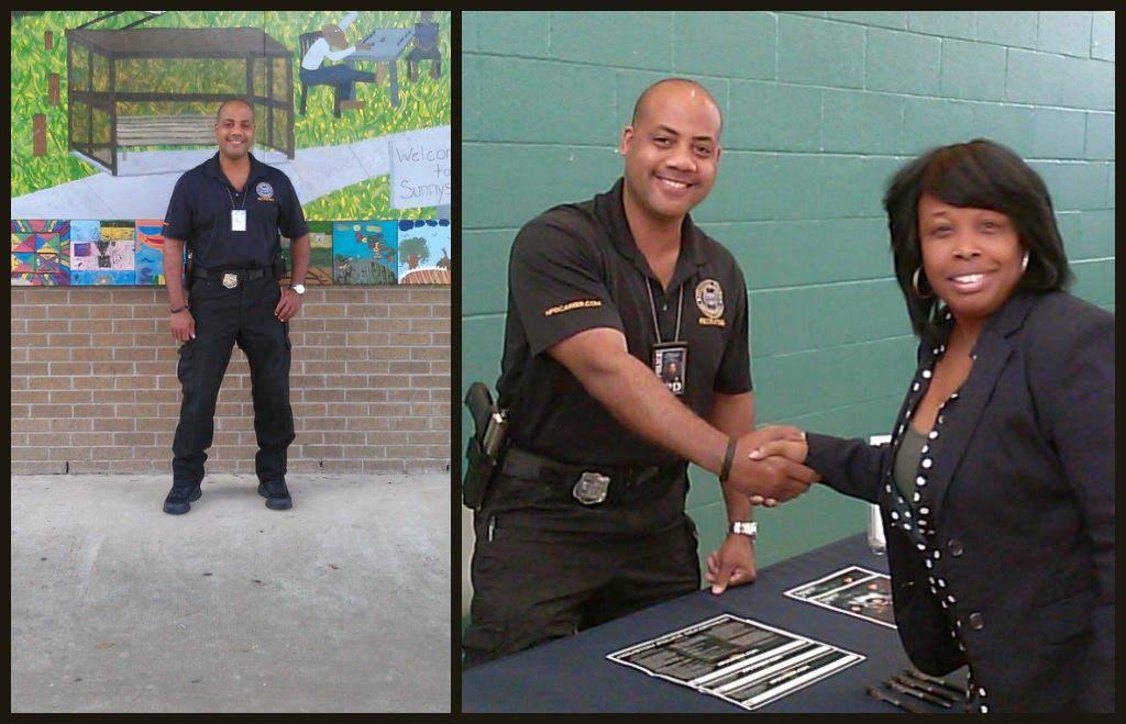 Sunnyside Community Center Houston police, Houston