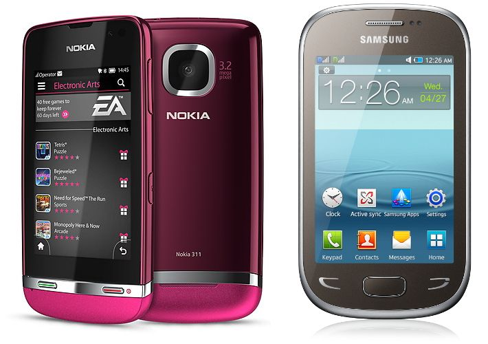 The Ultimate Battle Samsung Rex Vs Nokia Asha Samsung Nokia Samsung Galaxy Phone