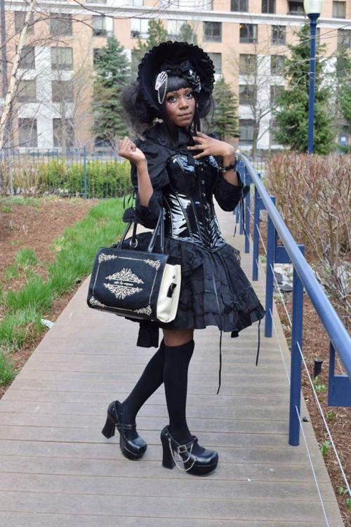 stunning goth style inspirationvisit rebelsmarket to