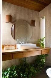 Resultado De Imagem Para Banheiro Planta Embaixo Pia Com Imagens