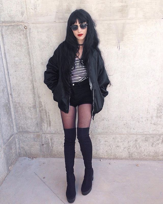 """WEBSTA @ altercore - Altercore """"MICHEL"""" boots styled by @assassinofsteel ❤ Check our new arrivals for #autumn"""
