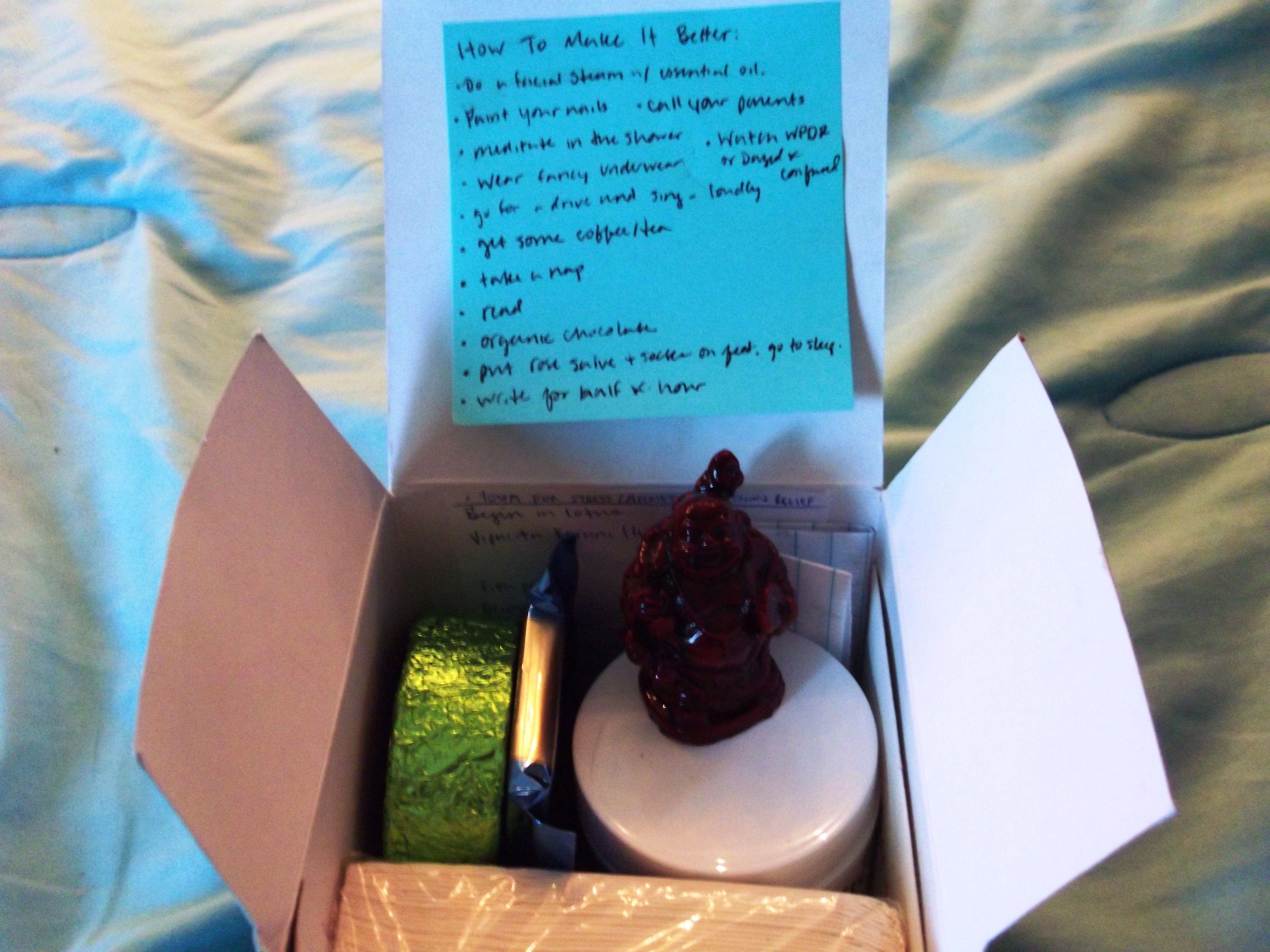 how to make gift box pinterest