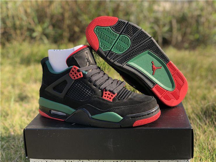2019 New Release Air Jordan 4 Gucci