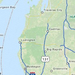 Mapquest Maps Driving Directions Map Mackinac Island Driving Directions Traverse City