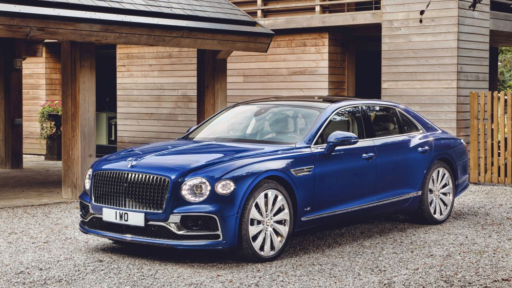 2020 Bentley Flying Spur First Edition Ratchets Up The Exclusivity Bentley Flying Spur Flying Spur Bentley