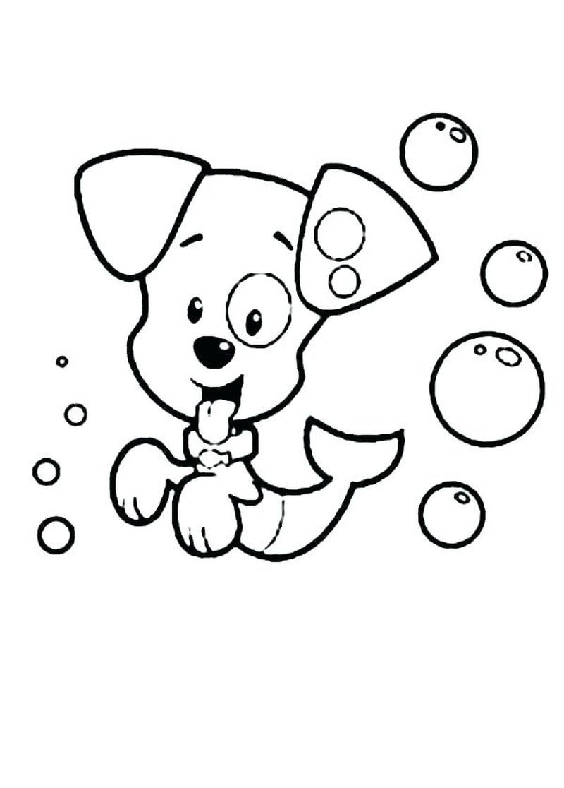 Bubble Guppies Coloring Pages Momjunction. Coloring page ...