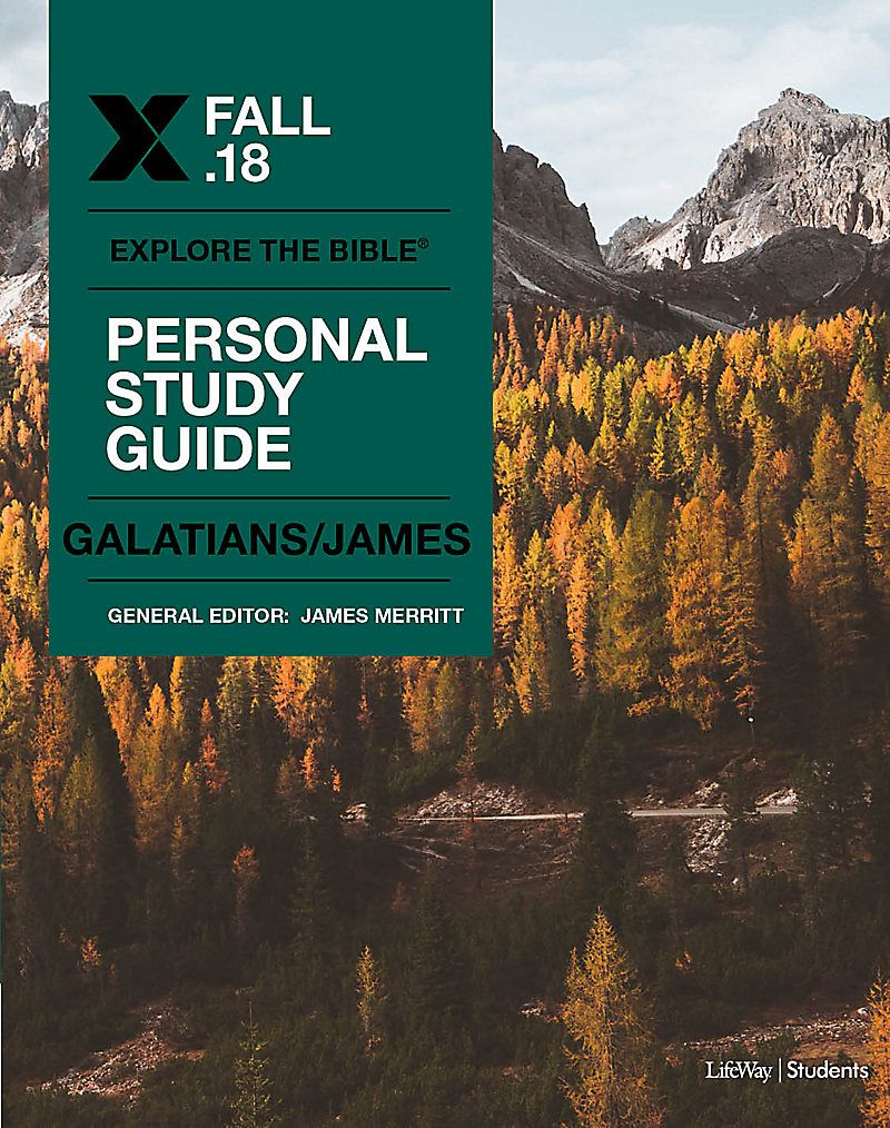 Explore the Bible: Students Personal Study Guide - Fall 2018 | Faith