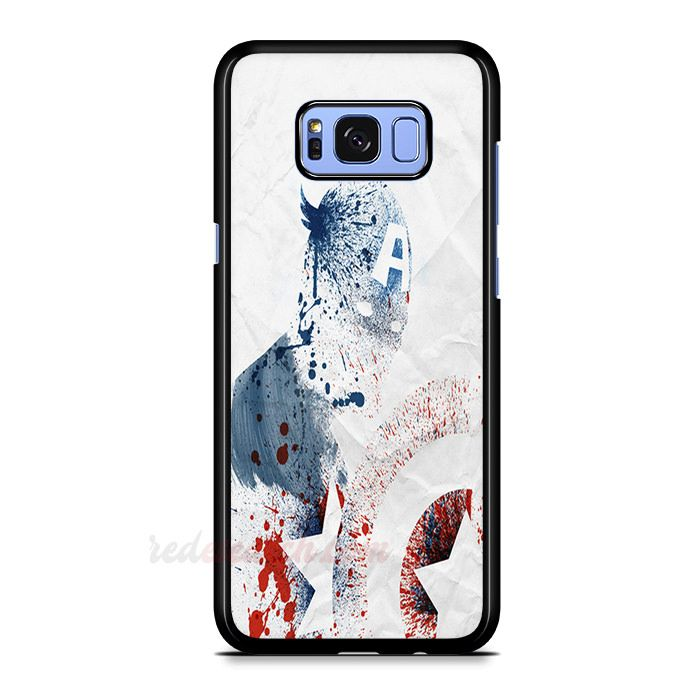 Cheap The Winter Soldier Captain America Symbol Cases For Samsung