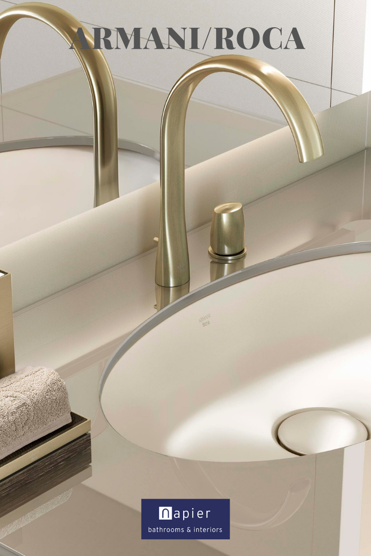 Armani/Roca | Bathroom interior, Interior, Luxury design