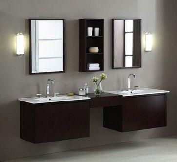 Six Bathroom Vanities That Double As Dressing Tables -bathroom
