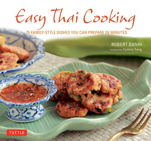 Thai shrimp cake and Thai shrimp cake recipe. Make this easy Thai shrimp cake with shrimp, red curry, long beans and served with sweet chili sauce.