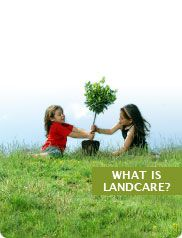 Land care school and student resources