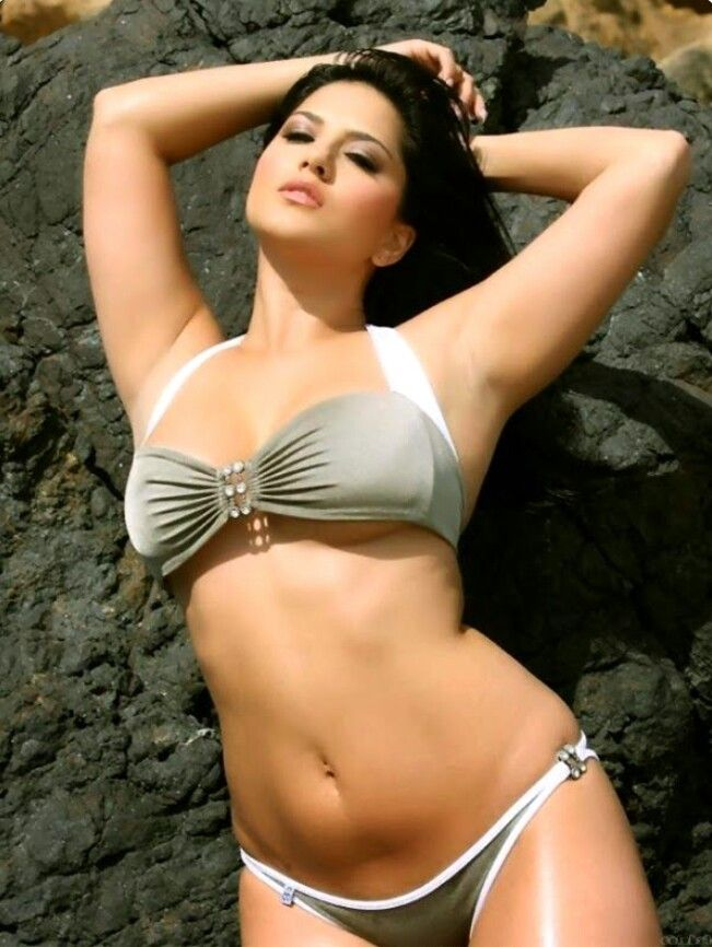 Indian hot actress sunny leone hot pussy