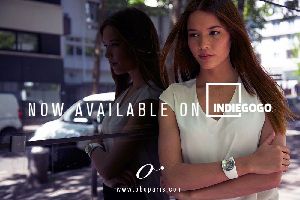 https://www.indiegogo.com/projects/obo-another-way-to-wear-perfume/x/7613581#home OBO, olfactive body object vous attend sur sa campagne Indiegogo !
