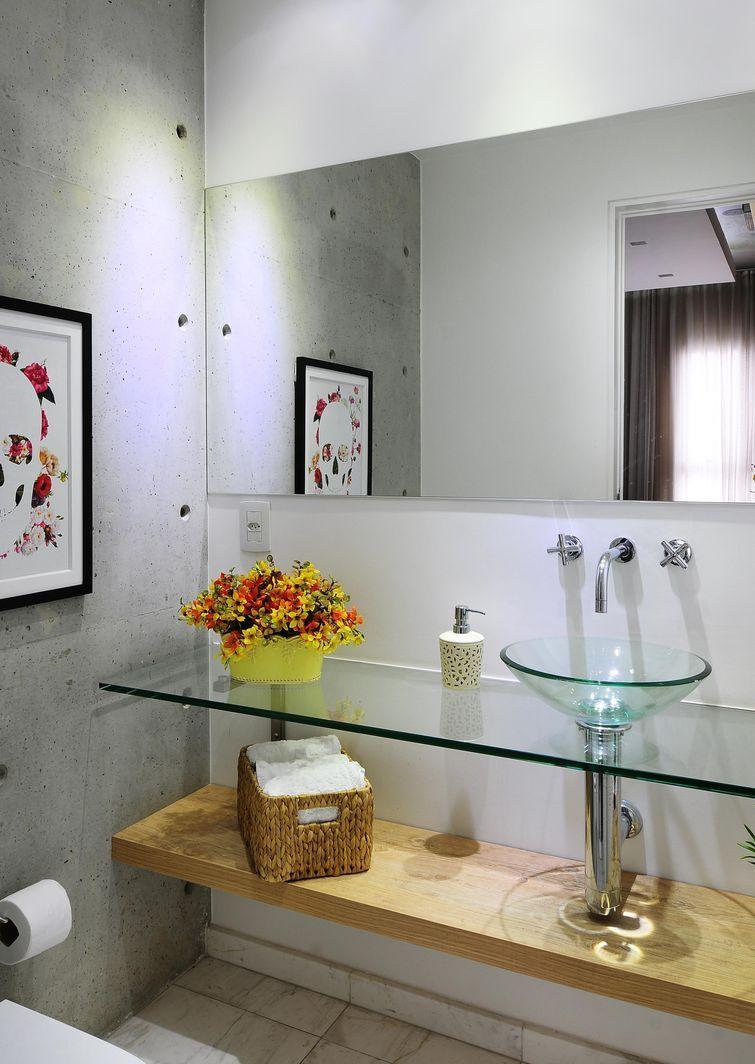 Fotos De Apartamento Decorado Com Estilo Urbano Banheiros