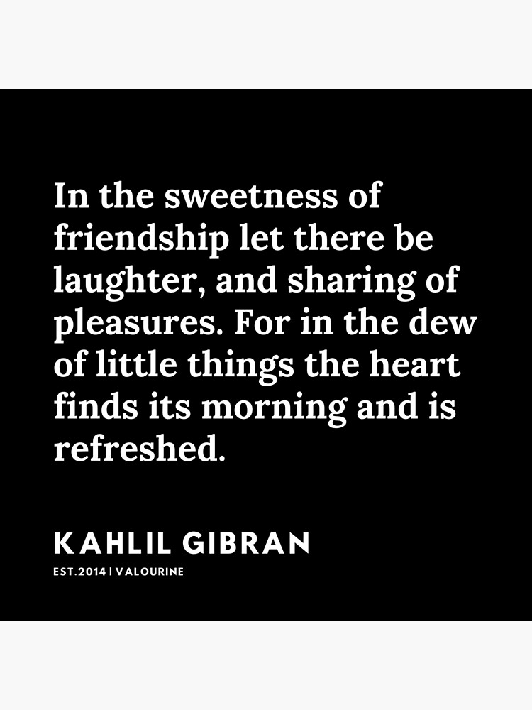 42 |  191119 | Kahlil Gibran Quotes  Poster by valourine
