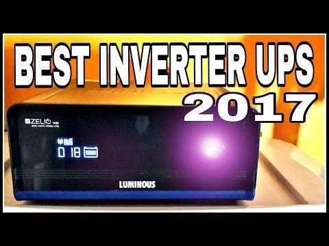 Luminous EcoWatt 900VA Home UPS - YouTube | Electronic | Electronics