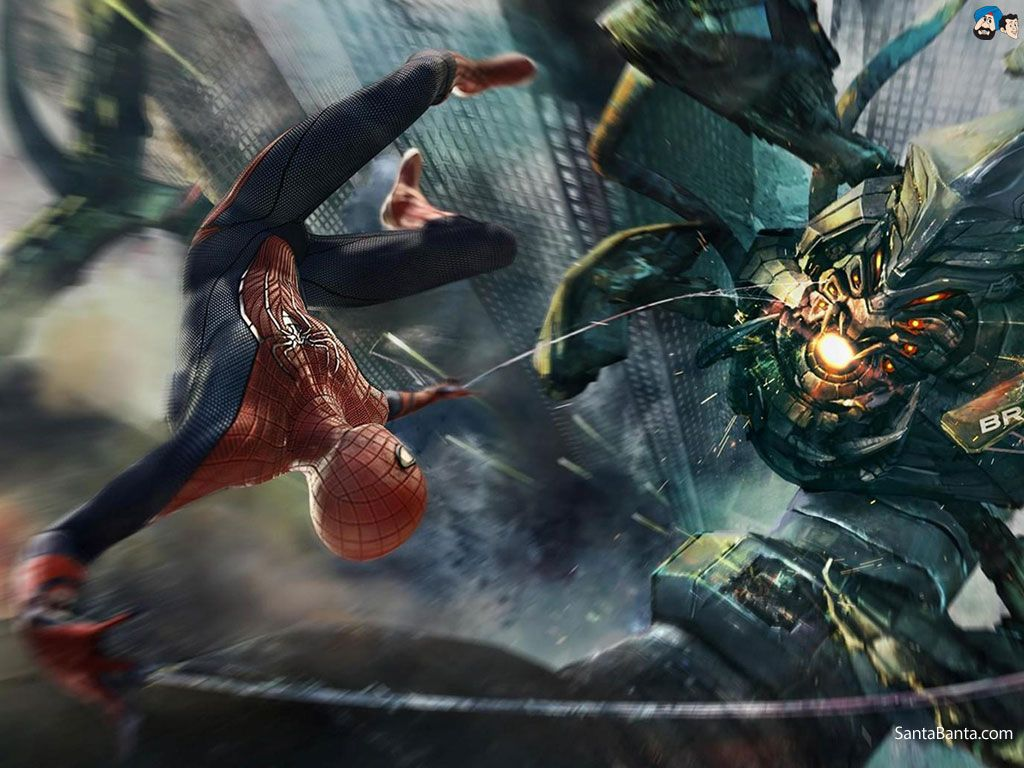 The Amazing Spider Man 2 Movie Top Images