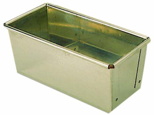 Matfer Bourgeat 340335 Straight Bread Loaf Pan *** Check out this