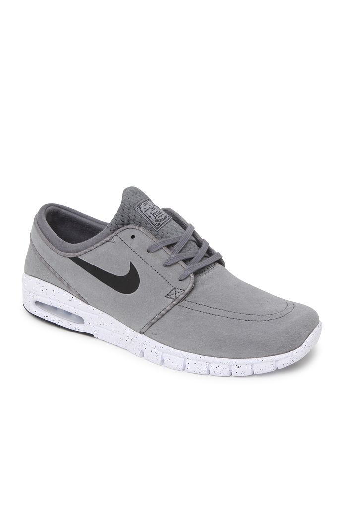 PacSun presents the Nike SB Stefan Janoski Max Leather Men s Shoes ... 51cc39d6b