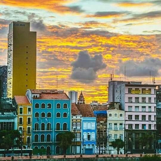 Rua da aurora Recife PE BRASIL