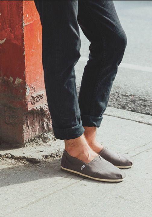 Ash Canvas Men's Classics Toms antrekk, Toms sko for menn  Toms outfits, Toms shoes for men