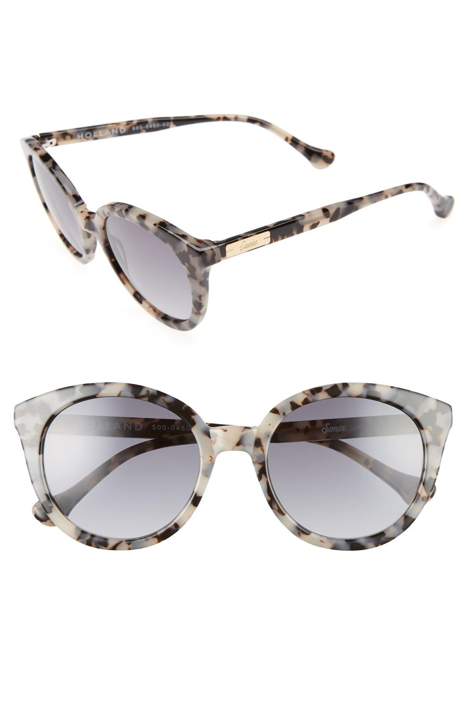 96e197ec8a1 Main Image - Sonix Holland 50mm Gradient Round Sunglasses ...