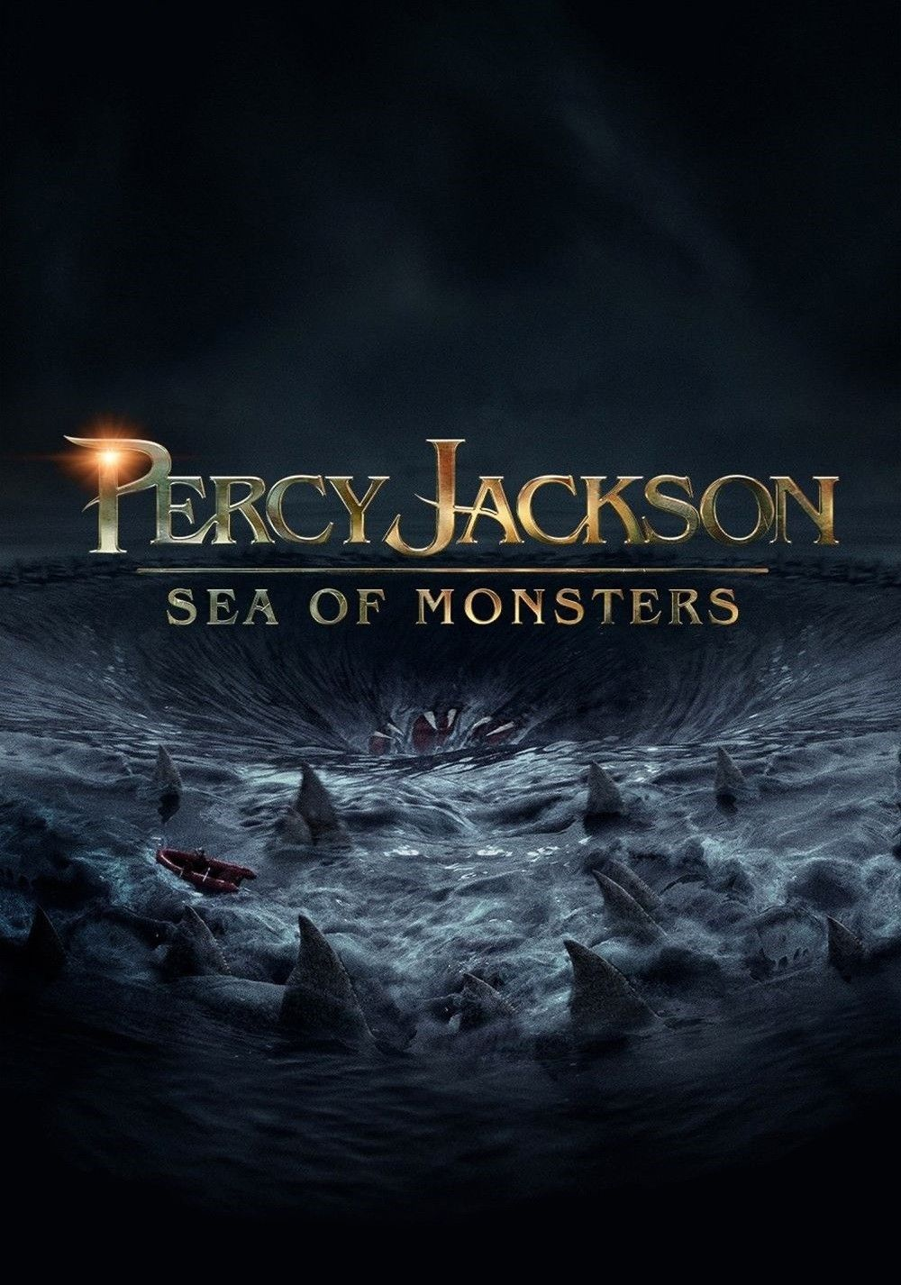 Percy Jackson: Sea of Monsters (2013) [1000x1426] HD Wallpaper From Gallsource.com