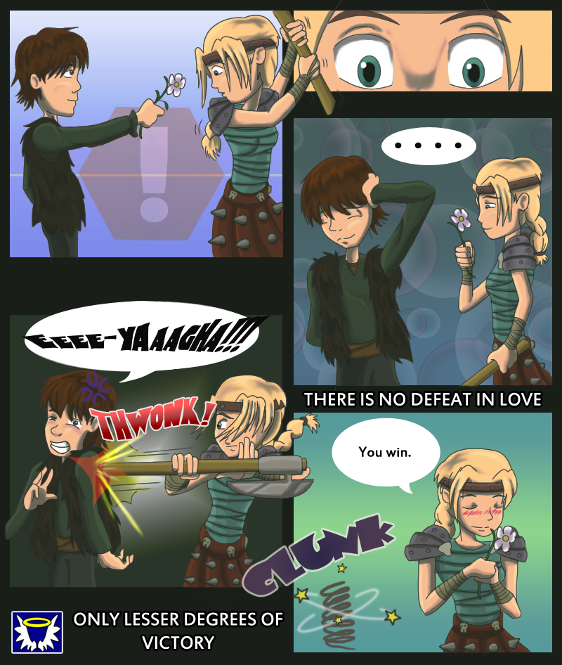 Mightier Than The Sword - Pg2 by BlueSerenity deviantart com