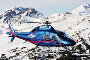 Life Flight helicopter comes to region - Standard Journal