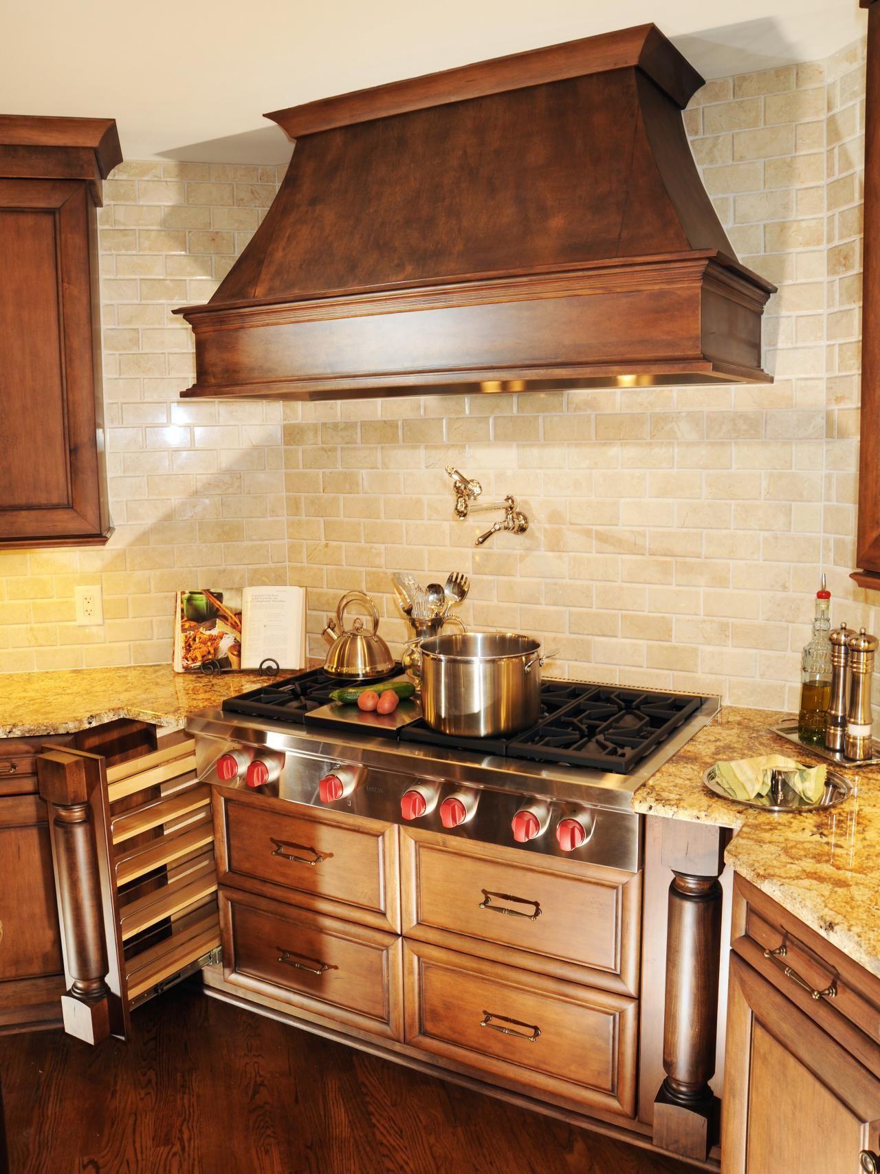 Tuscan country kitchen subway tile backsplash mediterranean style tuscan country kitchen ranch kitchenkitchen woodcopper kitchenkitchen cabinetrykitchen backsplashsubway tile dailygadgetfo Images