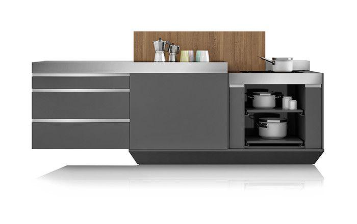 Glänzende Küche - Versenkbare Armatur Home Küche \/ Kitchen - schubladen ordnungssystem küche
