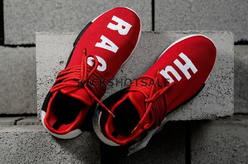 2ee8b3c905253 Pharrell Williams Adidas Origianlas Human Race Nmd Real Boost BB0616 ...