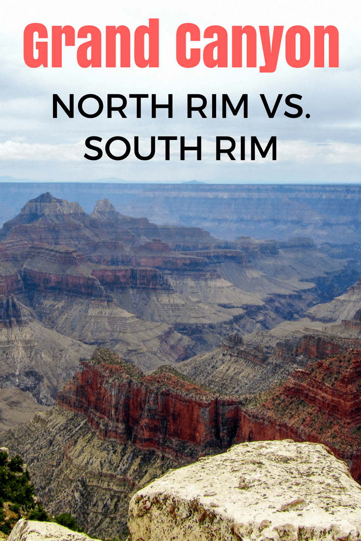 Grand Canyon North Rim vs South Rim: Which Side is Better to Visit?