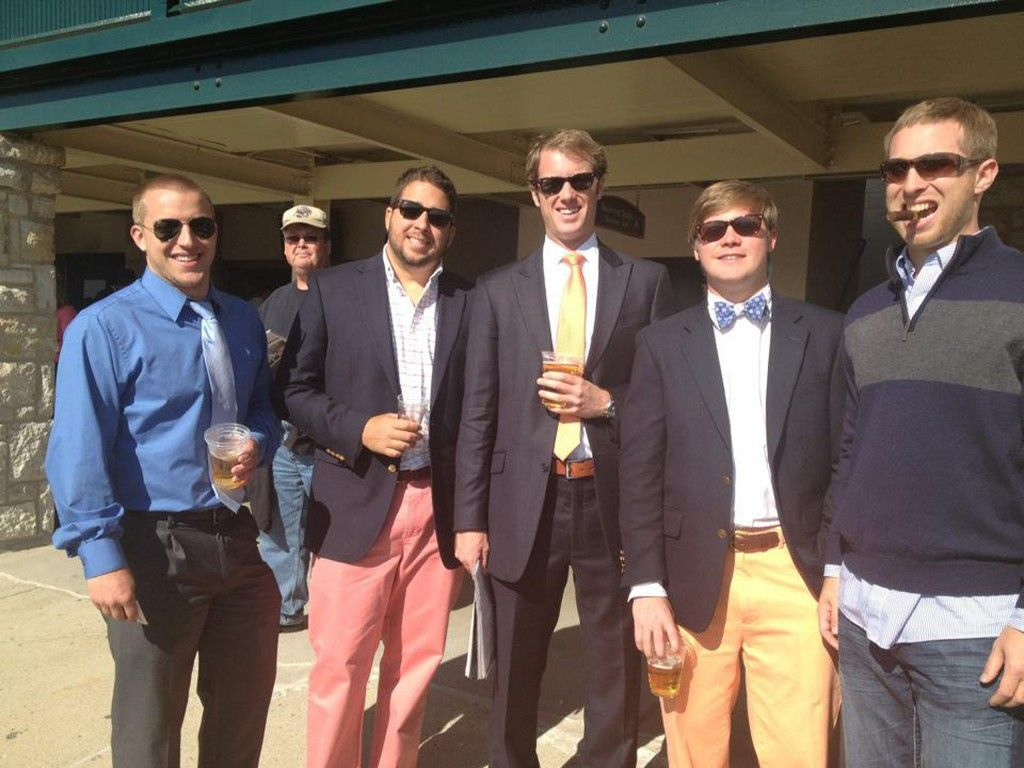 what to wear at keeneland race track