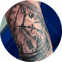 80 Best Clock Tattoos For Men Images Tattoos Clock Tattoo Tattoos For Guys