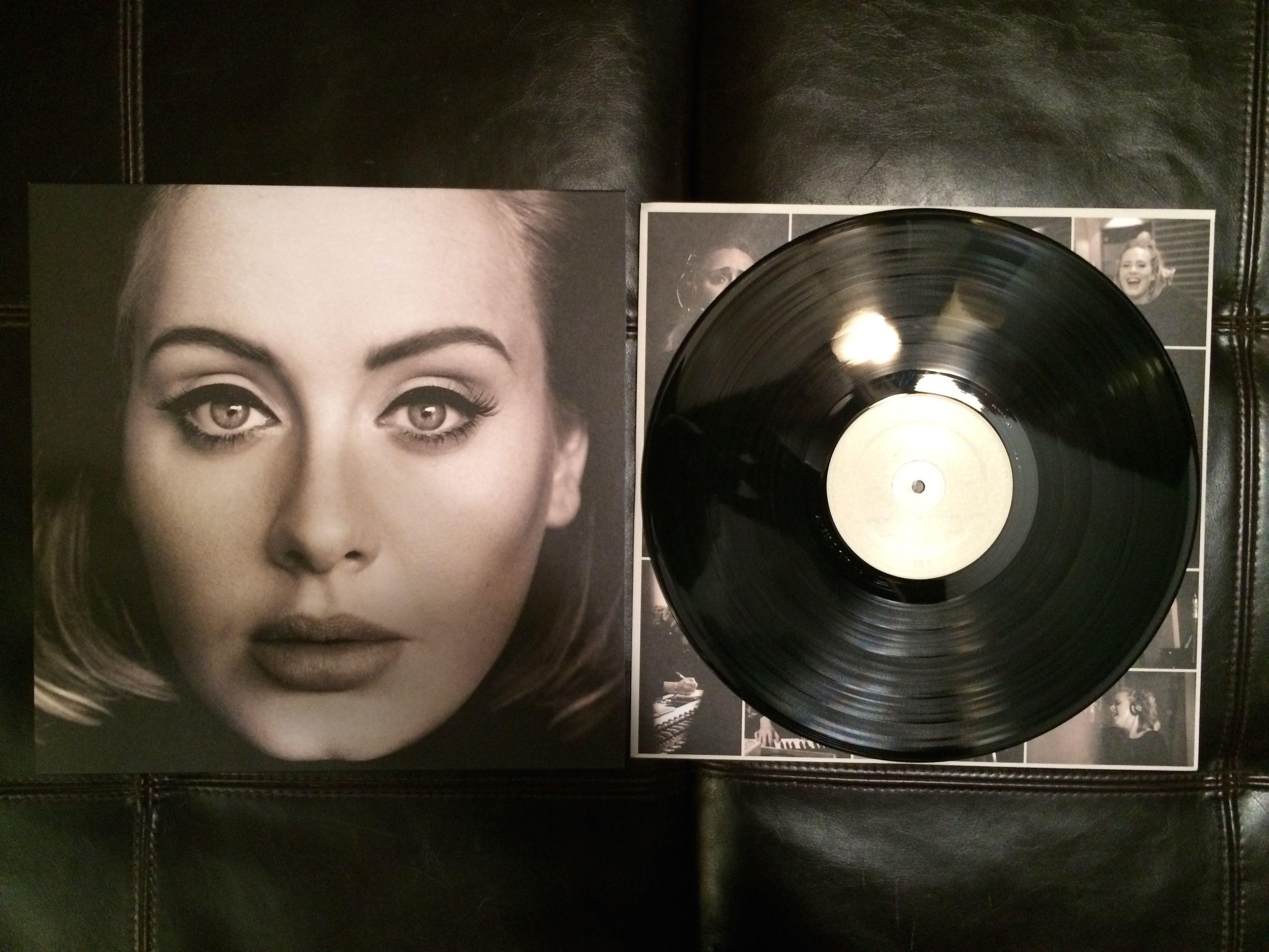 Adele 25 Www Vinyl Rock Com Vinyl Music Vinyl Vinyl Records