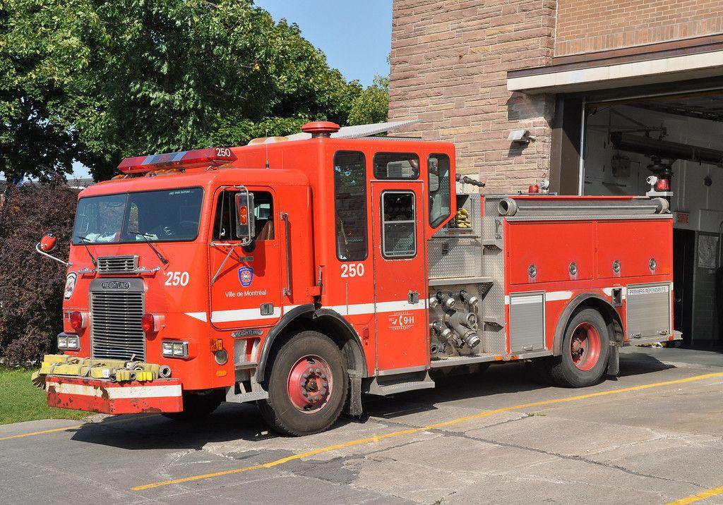 Toronto, ON & Montreal, QC Fire Apparatus