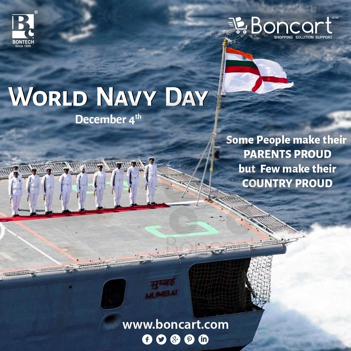 World Navy Day December 4 Navy Day Day World