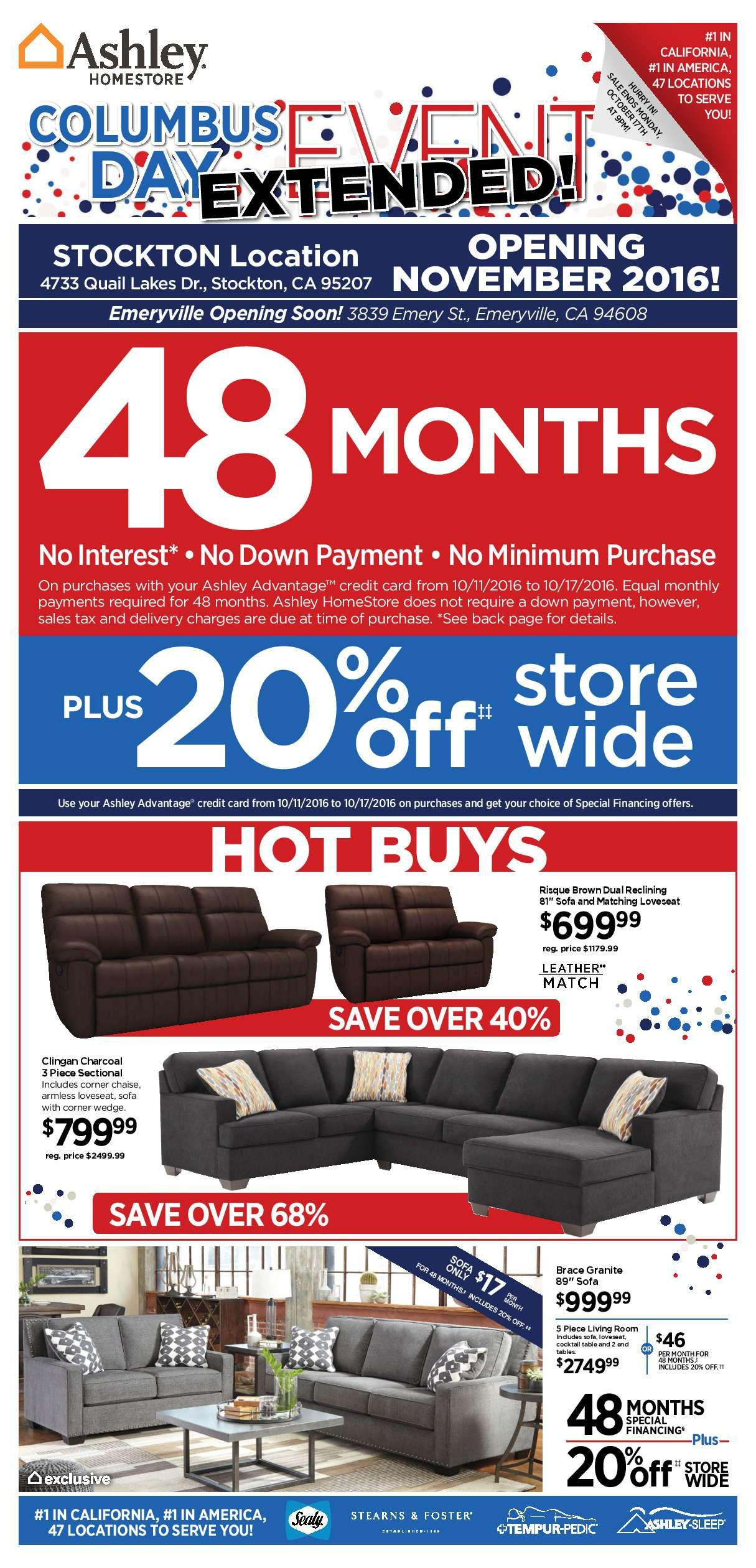 ad deals locations promo black for here ads ashley store click furniture friday codes