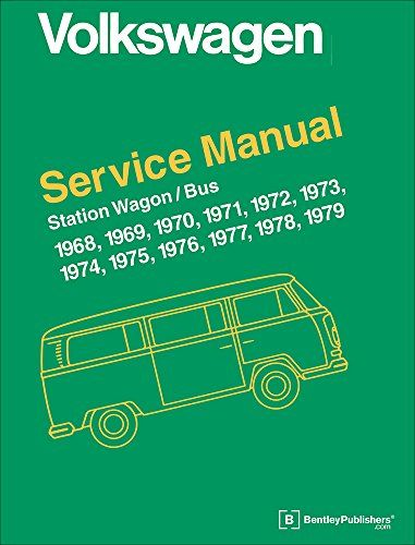 Volkswagen Station Wagon Bus Type 2 Service Manual 19 Https Www Amazon Com Dp 0837616352 Ref Cm Sw R P Volkswagen Station Wagon Repair And Maintenance