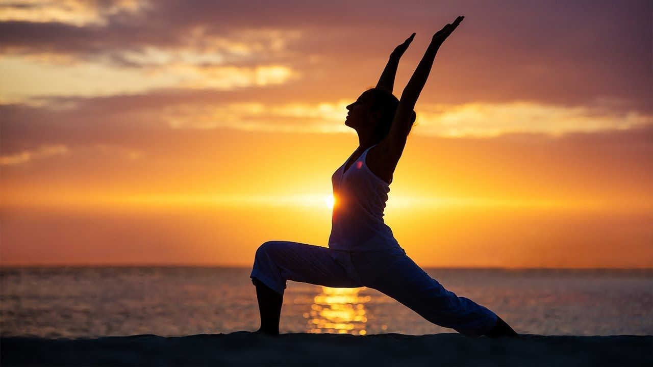 Relaxing Yoga Music, Positive Energy Music, Relaxing Music, Slow