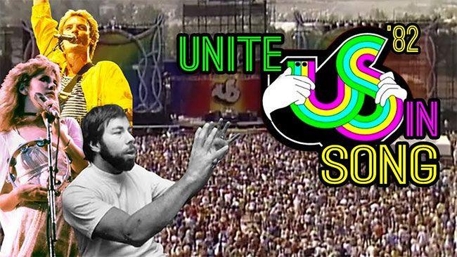 AXS TV world premiering 'The Us Festival 1982' rock doc
