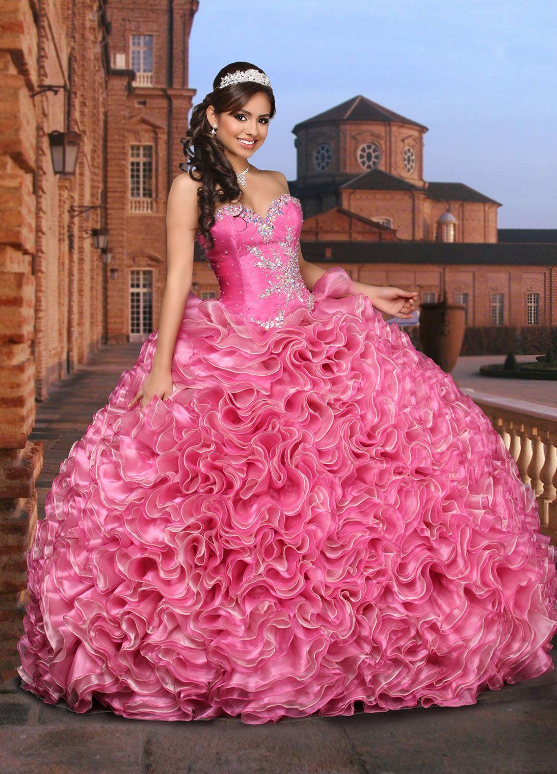 lucrecia-fashion-quinceanera-dresses-davinci | zl novias y quince ...