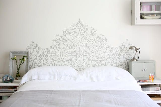 11 Charming, Clever Headboards You Can Make All By Yourself // yesandyes.org