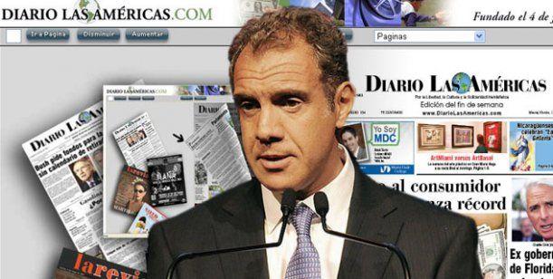 """Daniel Hadad habría comprado """"El diario de Las Américas"""", en Miami"""