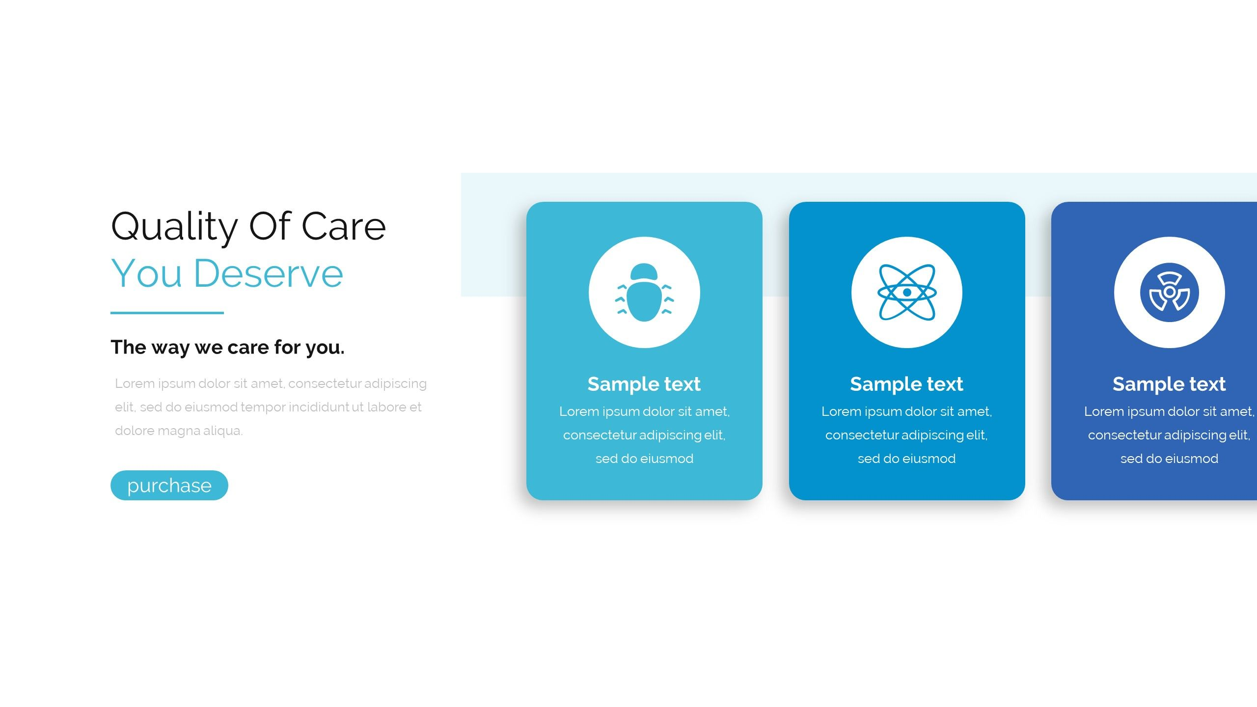 Modern Medicine And Healthcare Powerpoint Template Medicine