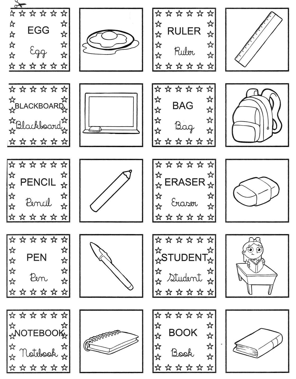 Pin Em English Worksheets