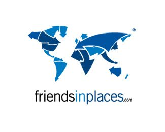 Friends in places the friends in places logo is an excellent friends in places the friends in places logo is an excellent representation of the worldwide accessibility gumiabroncs Image collections